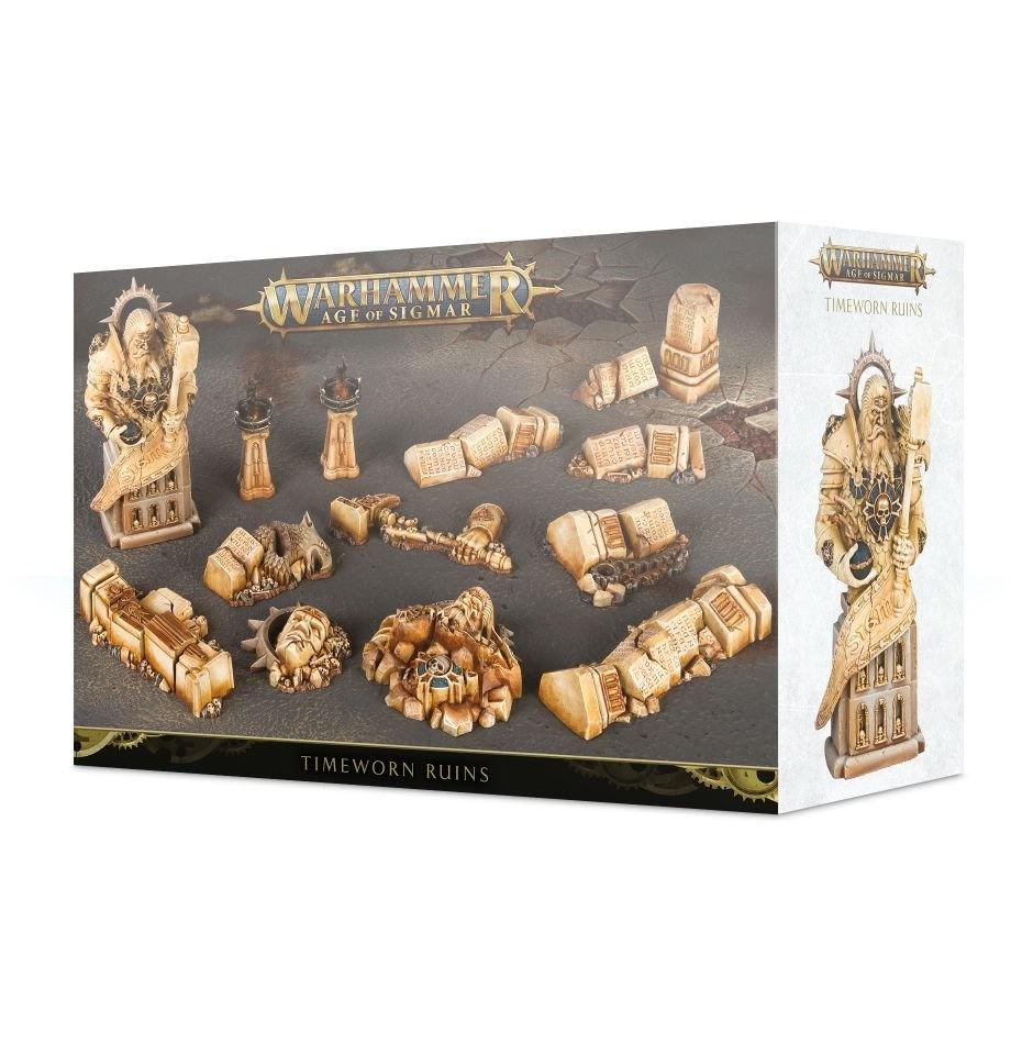Games-Workshop Dominion Of Sigmar: Timeworn Ruins