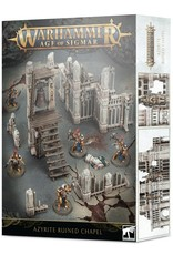 Games-Workshop Age Of Sigmar: Azyrite Ruined Chapel