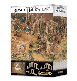 Games-Workshop Realm Of Battle: Blasted Hallowheart
