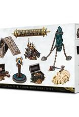 Games-Workshop Warhammer Age of Sigmar Shattered Dominion Objectives