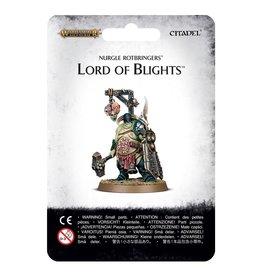 Games-Workshop Nurgle Rotbringers Lord Of Blights
