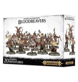 Games-Workshop Khorne Bloodbound Bloodreavers