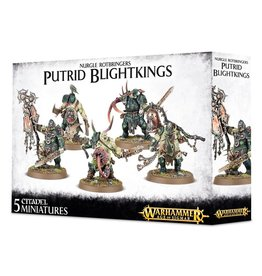 Games-Workshop Nurgle Rotbringers Putrid Blightkings