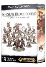 Games-Workshop Start Collecting! Goreblade Warband