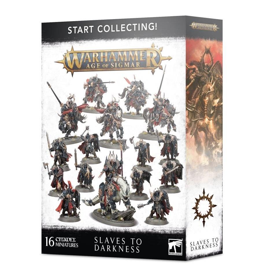 Games-Workshop Start Collecting! Slaves To Darkness
