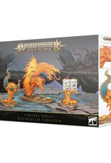 Games-Workshop Endless Spells: Disciples Of Tzeentch