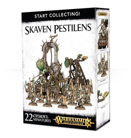 Games-Workshop Start Collecting! Skaven Pestilens