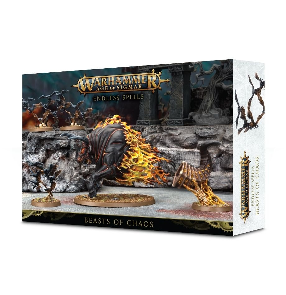 Games-Workshop Endless Spells: Beasts Of Chaos