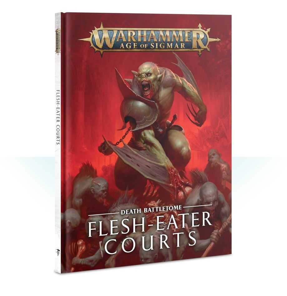 Games-Workshop Battletome: Flesh-Eater Courts