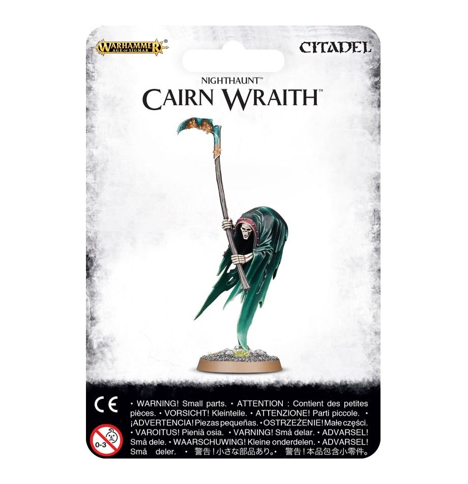 Games-Workshop Nighthaunt Cairn Wraith