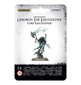 Games-Workshop Nighthaunt Liekoron The Executioner