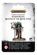 Games-Workshop Vokmortian Master Of The Bone-Tithe