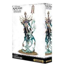 Games-Workshop Deathlords Nagash Supreme Lord Of Undead