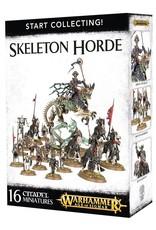 Games-Workshop Start Collecting! Skeleton Horde