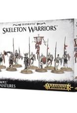 Games-Workshop Deathrattle Skeleton Warriors