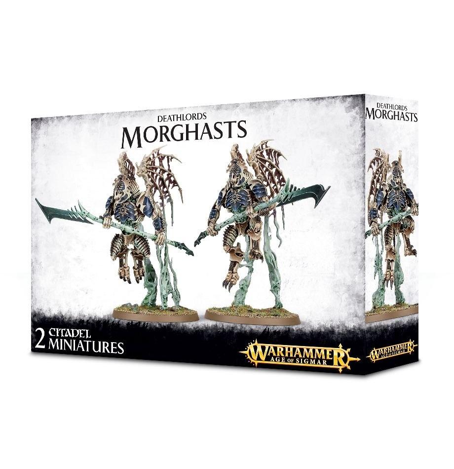 Games-Workshop Deathlords Morghasts