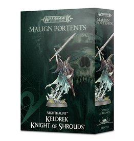 Games-Workshop Nighthaunt Keldrek: Knight Of Shrouds