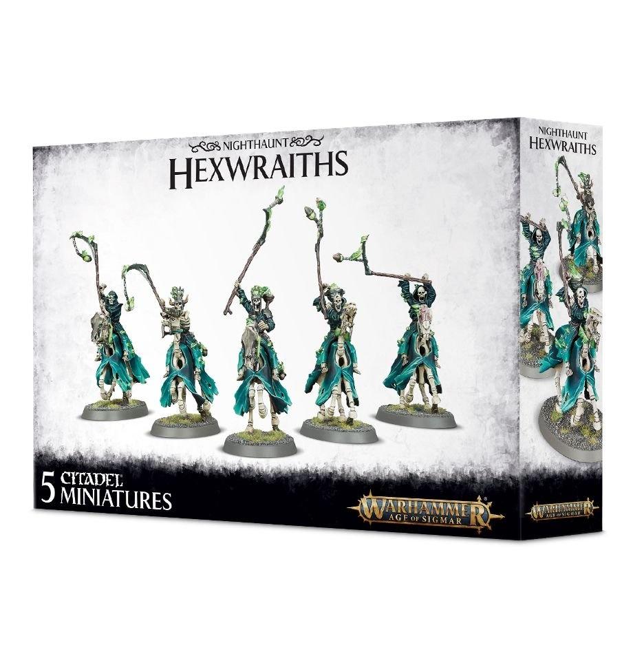 Games-Workshop Nighthaunt Hexwraiths