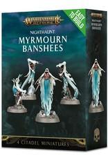 Games-Workshop Easy To Build: Nighthaunt Myrmourn Banshees