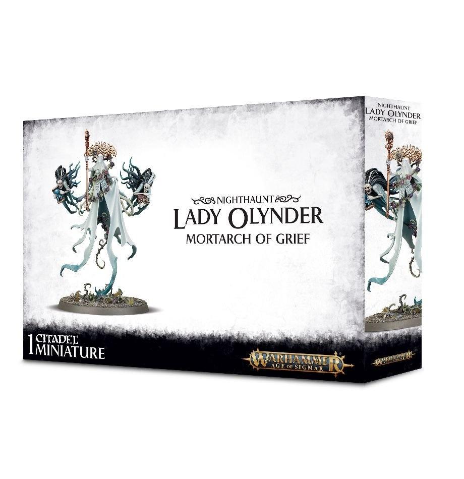 Games-Workshop Nighthaunt Lady Olynder