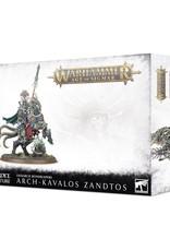 Games-Workshop Arch-Kavalos Zandtos Dark Lance Of Ossia