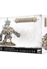 Games-Workshop Ossiarch Bonereapers Gothizzar Harvester