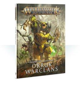 Games-Workshop Battletome: Orruk Warclans