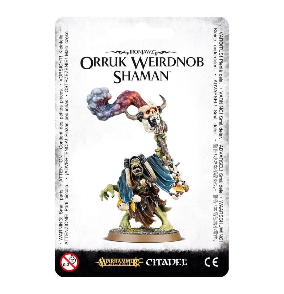 Games-Workshop Ironjawz Orruk Weirdnob Shaman