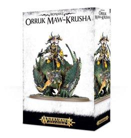 Games-Workshop Ironjawz Orruk Maw-Krusha