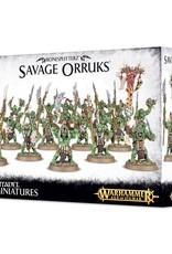 Games-Workshop Bonesplitterz Savage Orruks