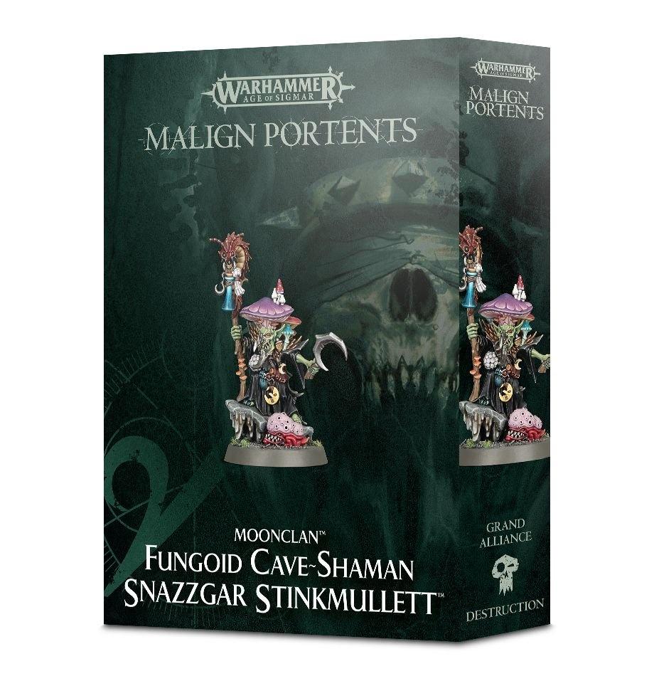 Games-Workshop Moonclan Snazzgar Stinkmullett