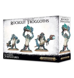 Games-Workshop Gloomspite Gitz Rockgut Troggoths