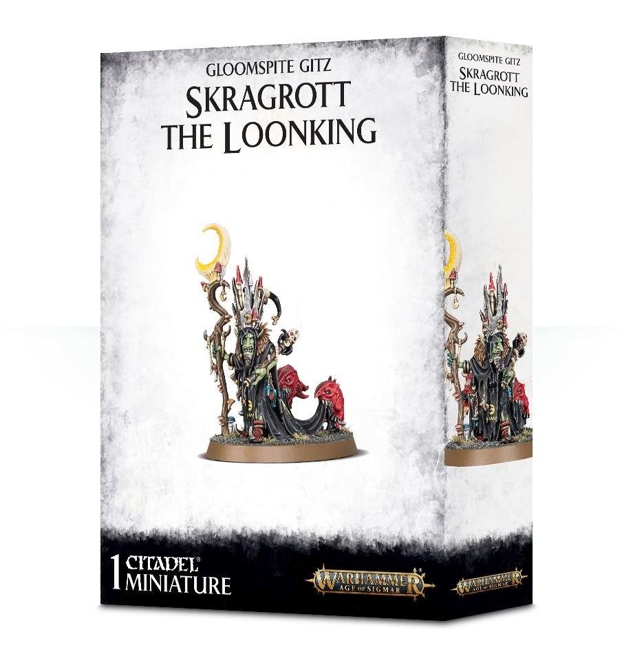Games-Workshop Gloomspite Gitz Skragrott The Loonking
