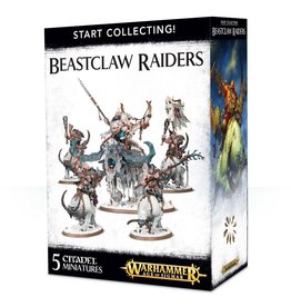 Games-Workshop Start Collecting! Beastclaw Raiders