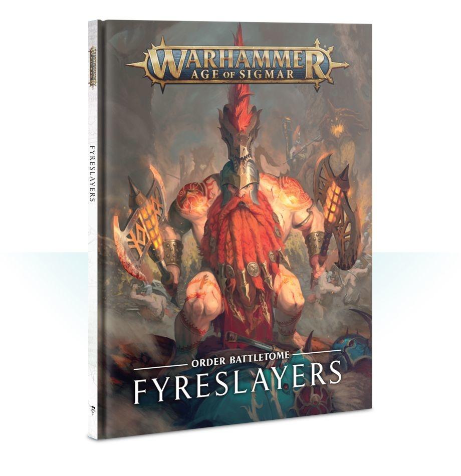 Games-Workshop Battletome: Fyreslayers