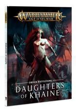Games-Workshop Battletome: Daughters Of Khaine  Eng