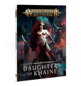Games-Workshop Battletome: Daughters Of Khaine  Eng