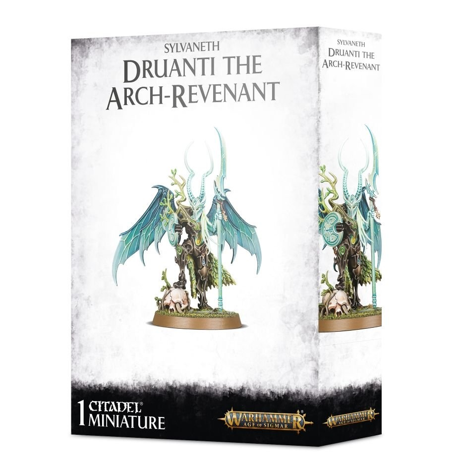 Games-Workshop Sylvaneth Druanti The Arch-Revenant
