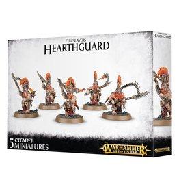 Games-Workshop Fyreslayers Hearthguard
