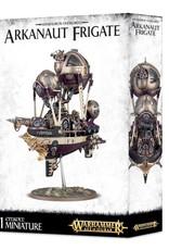 Games-Workshop Kharadron Overlords Arkanaut Frigate