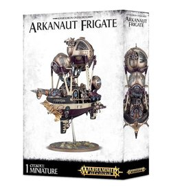 Games-Workshop Kharadron Overlords Arkanaut Frigate
