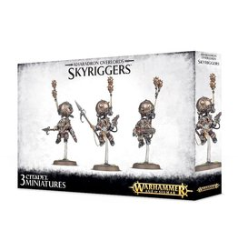 Games-Workshop Kharadron Overlords Skyriggers