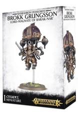 Games-Workshop Kharadron Overlords Brokk Grungsson Lord-Magnate Barak-Nar