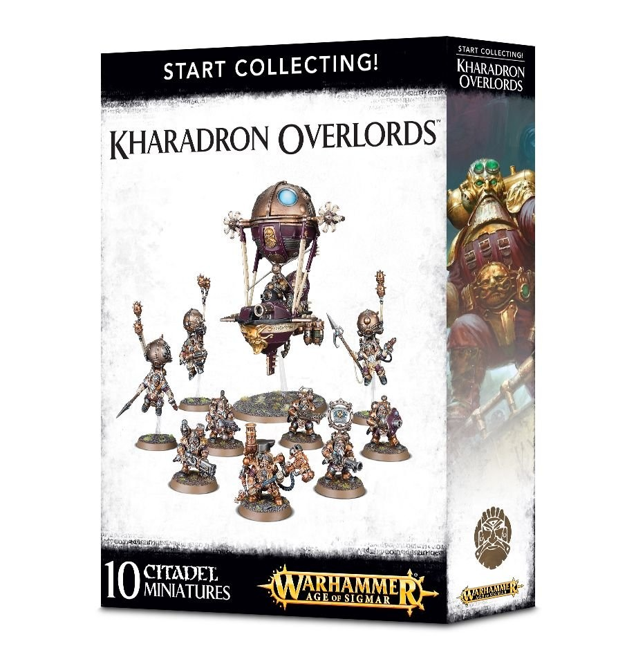 Games-Workshop Start Collecting! Kharadron Overlords