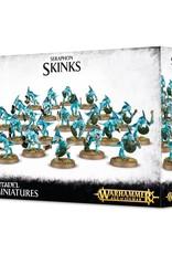 Games-Workshop Seraphon Skinks