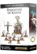 Games-Workshop Start Collecting! Daughters Of Khaine