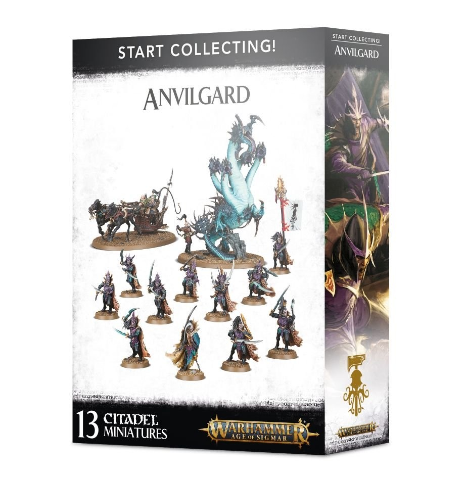 Games-Workshop Start Collecting! Anvilgard