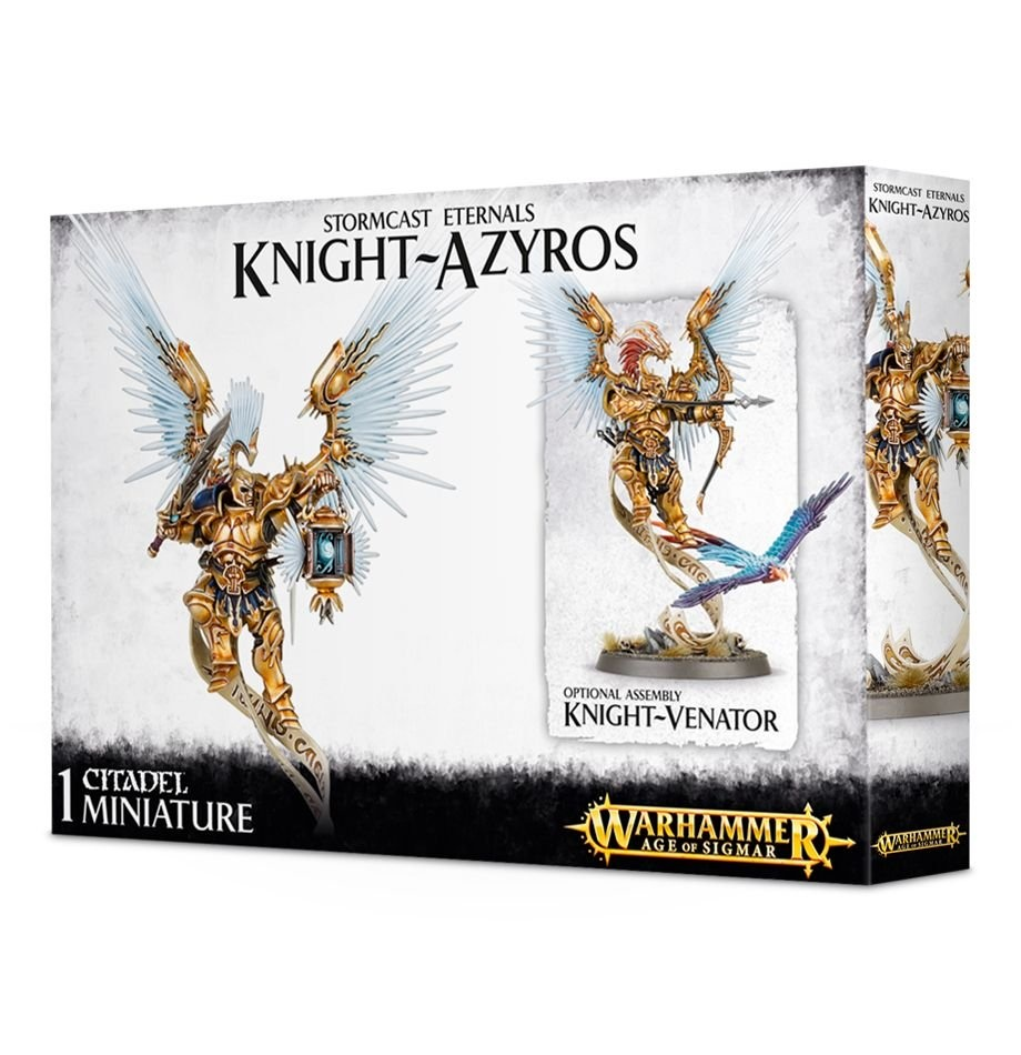 Games-Workshop Stormcast Eternals Knight-Azyros