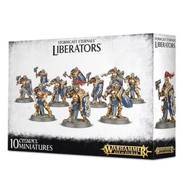 Games-Workshop Stormcast Eternals Liberators