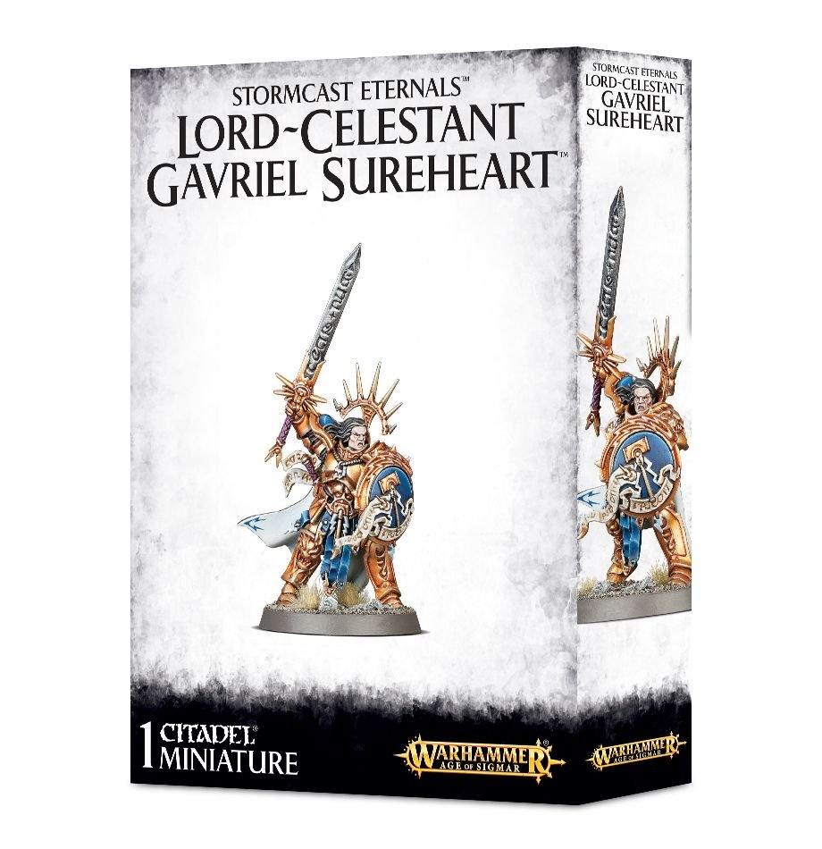 Games-Workshop Lord-Celestant Gavriel Sureheart